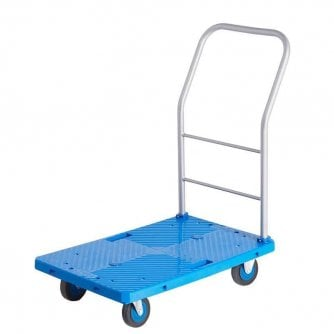 PQ Proplaz Connect Platform Trolley/Dolly - Linkable and Removable handle