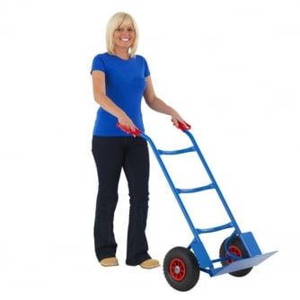 PQ Puncture Proof Standard Sack Truck 150kg