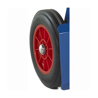 PQ Spare Solid Wheels for Rough Terrain Trucks