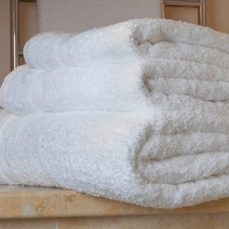 PQ Sumptuous Luxury Egyptian Cotton Towels 650gsm