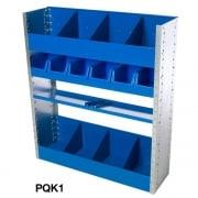 Super Van Racking Kits 1100h x 970w x 280d mm