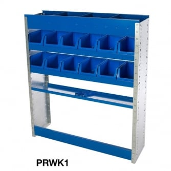PQ Super Van Racking Wheel Arch Kits 1100h x 970w x 280d mm