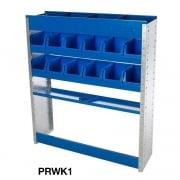 Super Van Racking Wheel Arch Kits 1100h x 970w x 280d mm