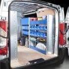 Super Van Racking Wheel Arch Kits 1100h x 970w x 280d mm