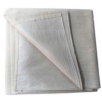 PQ Tough Poly Backed Dust Sheet 12' x 12'