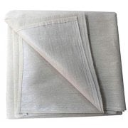 Tough Poly Backed Dust Sheet 12' x 12'