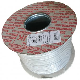 PQ Twin & Earth Cable H6242Y 1mm 100m