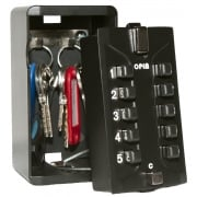 Combination External Emergency Key Storage Safe