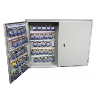 Priory Quay Padlock Key Storage Cabinets - Extra Security 50 to 600 Keys
