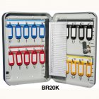 Security Key Storage Cabinets with Key Lock 20 to 77 Keys