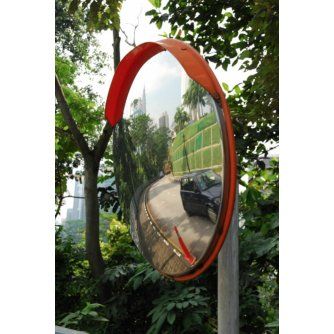Priory Quay Stainless Steel Safety Mirrors for Internal and External