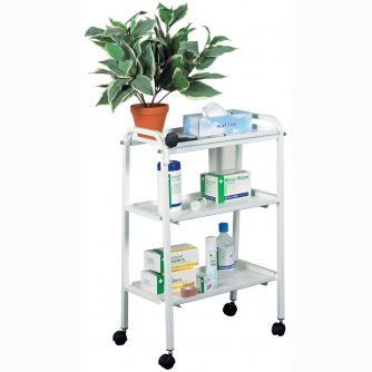 Safety First Aid 3 Tier Trolley