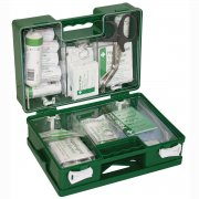 Catering Deluxe First Aid Kit British Standard Compliant - Small