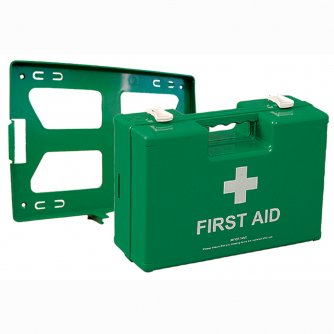 Safety First Aid Catering Deluxe First Aid KitBritish Standard Compliant 1 to 50 People