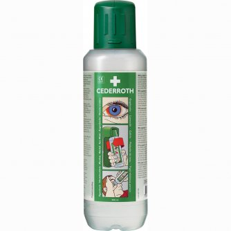 Safety First Aid Cederroth Eye Wash (500ml)
