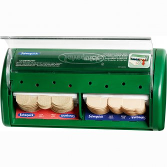 Safety First Aid Cederroth Pilferproof Plaster Dispenser