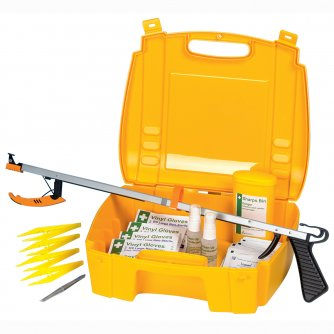Safety First Aid Evolution Sharps Disposal Kit