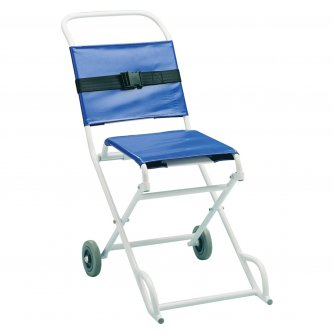 Safety First Aid Folding Emergency Transit Chair