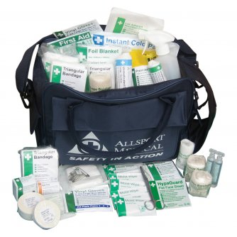 Safety First Aid Football First Aid Kit