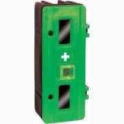 Heavy Duty First Aid Cabinet, Empty, Medium