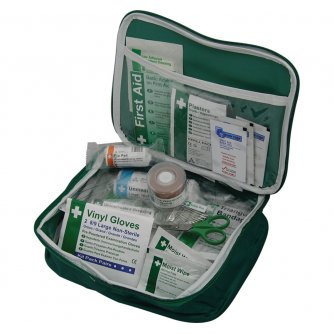 Safety First Aid Home First Aid Kit in Nylon Kit