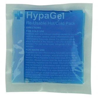 Safety First Aid HypaGel Hot/Cold Therapy Pack, Compact, Pack of 12