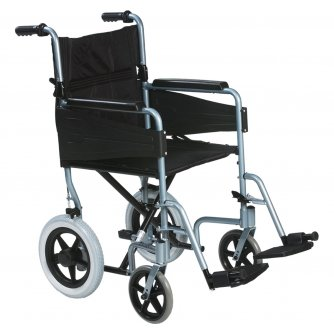 Safety First Aid Light Weight Transit Wheelchair