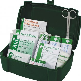 Safety First Aid Passenger Carrying Vhicle First Aid Kit - Evolution Case