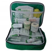 Rugby First Aid Kit in Nylon Bag - Essential for Sports