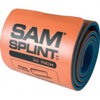 Safety First Aid Sam Splint (Orange), 90cm Length