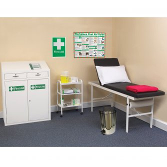 Safety First Aid Standard First Aid Room