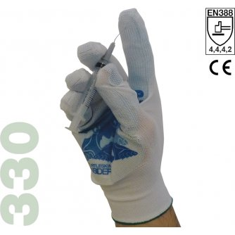 Safety First Aid TurtleSkin CP Neon Insider 330, Large