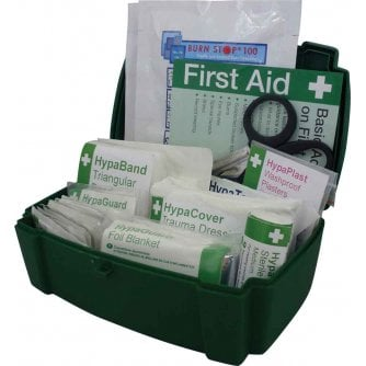 Safety First Aid Vehicle First Aid Kit BS 8599-2 in Evolution Box 1 to 20 People