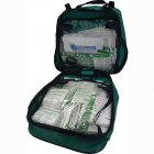 Vehicle First Aid Kit in Grab Bag - Large