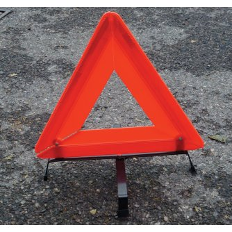 Safety First Aid Vehicle Warning Triangle