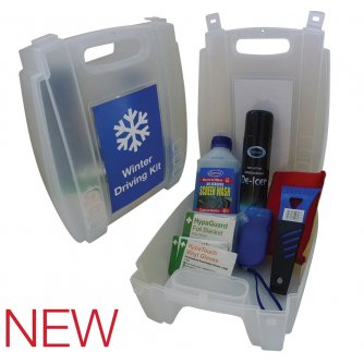 Safety First Aid Vehicle Winter First Aid Driving Kit