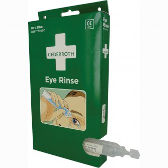 Safety First Aid Workplace Cederroth Eye Rinse Dispenser