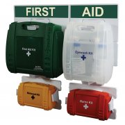 Workplace Complete First Aid Point British Standard Evolution Case - Med.