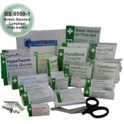 Workplace First Aid Kit Refill BS8599, Small