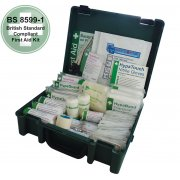 Workplace Value First Aid Kit British Standard Compliant - Medium