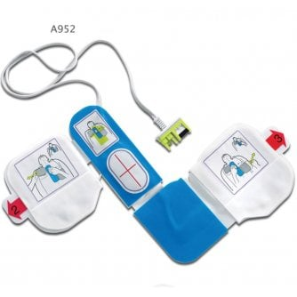 Safety First Aid Zoll Plus Pads for use with AED Defribillator - 3 types
