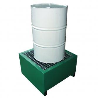 British Steel Drum Spill Pallet E-DP1