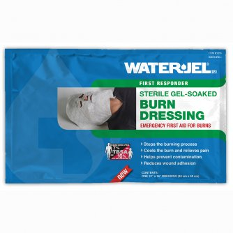 Water-Jel First Aid Face Mask - For all Ages